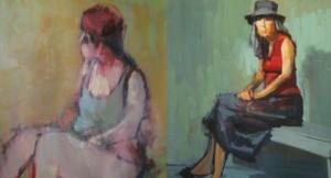 Howard Shindler, Painter