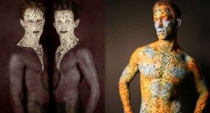 Anthony Larrisey: Body Art