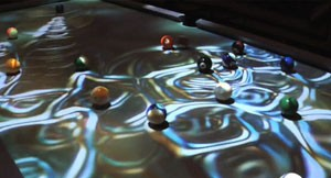 Cuelight Interactive Pool Table by Obscura