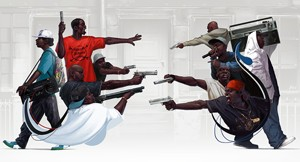 The Worlds of Michal Lisowski