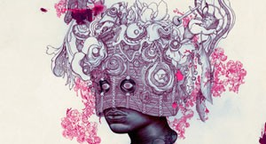 "Talib Kweli ""Prisoner of Conscious"" by James Jean"
