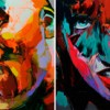 Oil & Knife: Portraits by Francoise Nielly