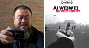 Al Weiwei: Never Sorry – A Documentary by Alison Klayman
