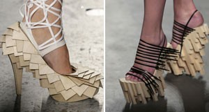 Shoe Designs by Winde Rienstra
