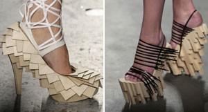 Shoe Designs by Winde Rienstra