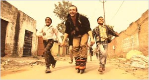Skating Through India with Pierre Lelievre & Anthony Finocchiaro