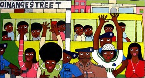 Nairobi State of Mind: Art by Michael Soi