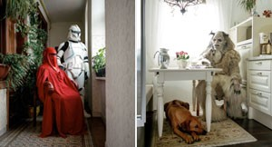 Just the Two of Us: Cosplay Enthusiasts at Home