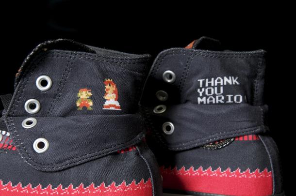 Super Mario Converse