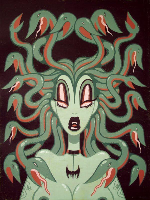 "Brian Holderman ""Medusa"""
