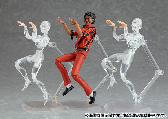 "Michael Jackson ""Thriller"" Figma"