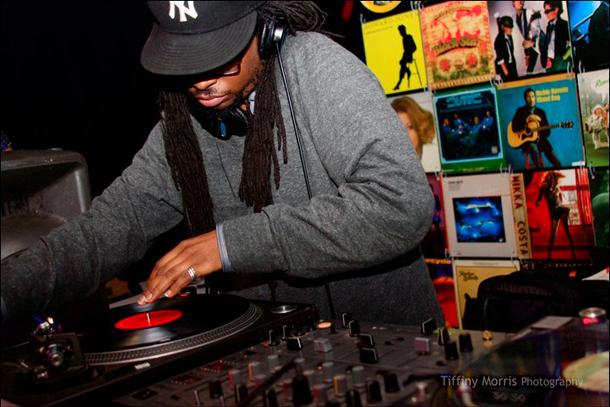 DJ OP!