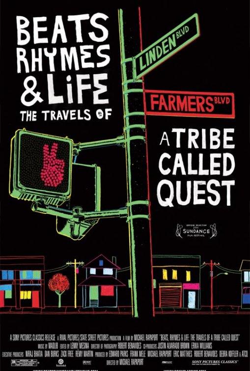 Beats, Rhymes & Life film poster