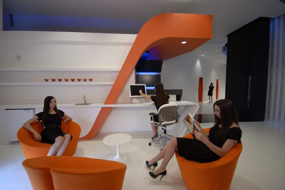 SuperGroup office by ai3