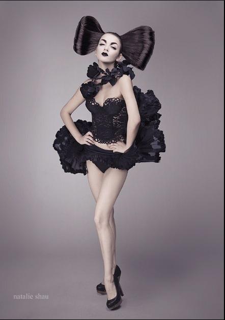 Natalie Shau - Black Rose