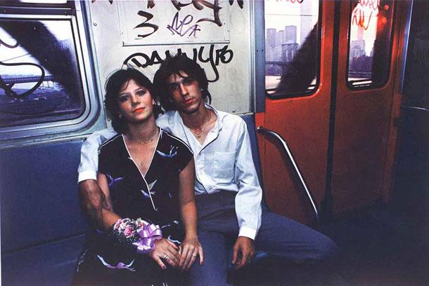 Bruce Davidson - Subway
