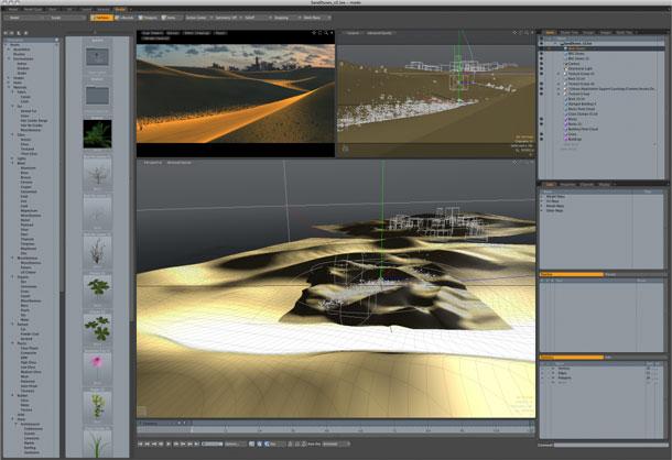 RUIN production still by Oddball Animation