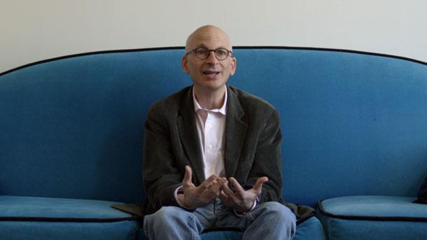 Seth Godin in PressPausePlay