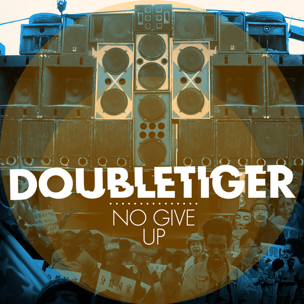 No Give Up - Double Tiger