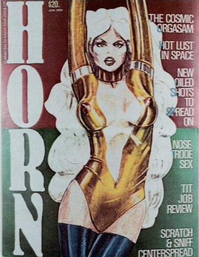 Bladerunner Fake Magazine Cover