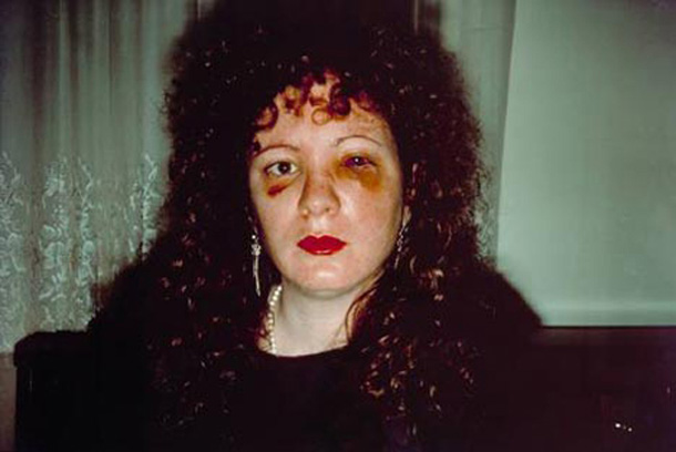 Nan Goldin, from The Ballad of Sexual Dependency