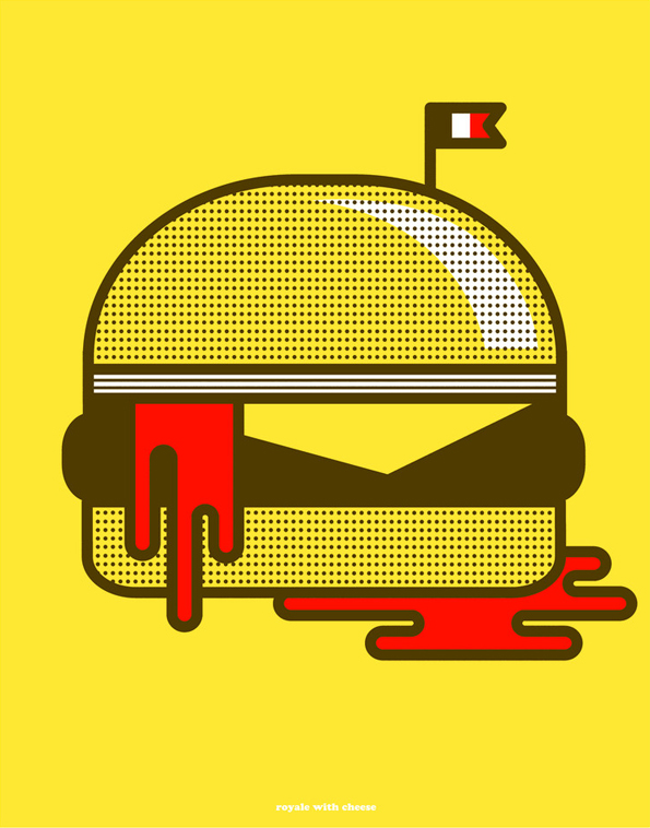 """Basemint Design """"Royale With Cheese"""""""