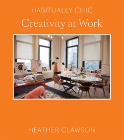 Habitually Chic: Creativity at Work - Heather Clawson