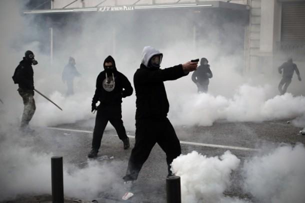 "Alkis Konstantinidis - ""Greece in Crisis"""