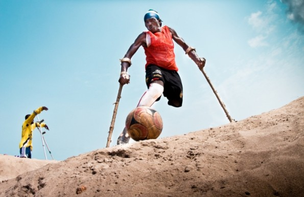 "Johnny Vong - ""Amputee Football in Sierra Leone"""