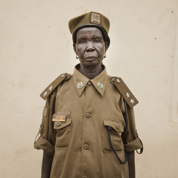 "Alinka Echeverria - ""Becoming South Sudan"""