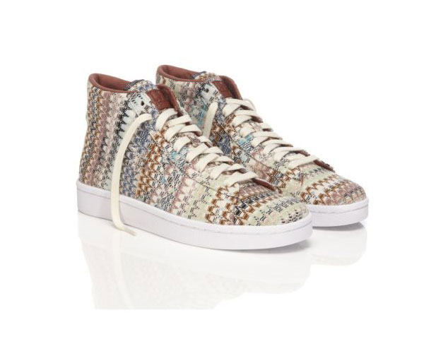 Converse Missoni Archive Project