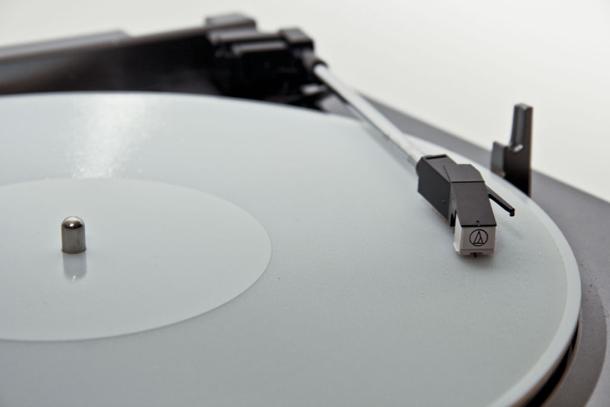 Amanda Ghassaei -  3D-printed record