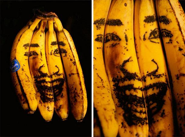 Kazuki Guzman - Needlework on Banana