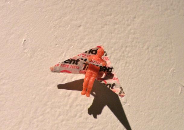 Kazuki Guzman - Gum Sculpture
