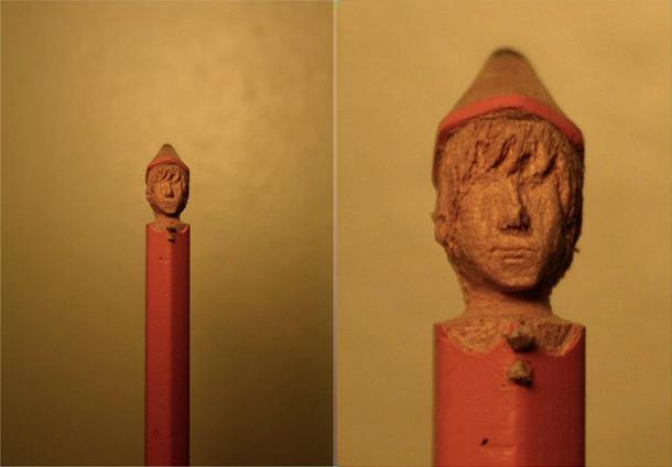 Kazuki Guzman - Carved Pencil