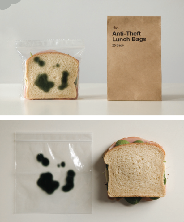 Anti-Theft Lunch Bags (Studio: the)