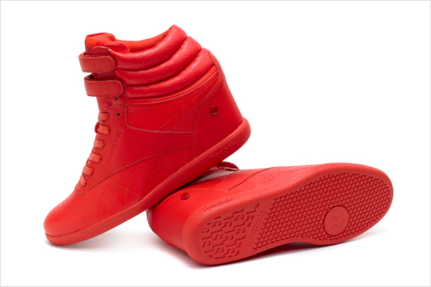 Alicia Keys x  Reebok:  Freesyle Hi Wedge
