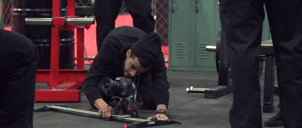 Featured videographer Oneil Vargas-Estevez