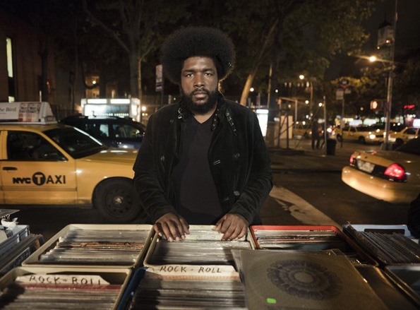 Questlove (photo: Danny Clinch)