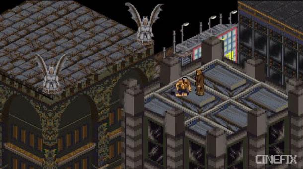 16-bit Blade Runner